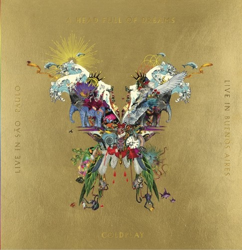 Coldplay - The Butterfly Package Live In Buenos Aires/Live In São Paulo/A Head Full Of Dreams Film [2CD/2DVD]