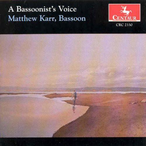 Bassoonist's Voice