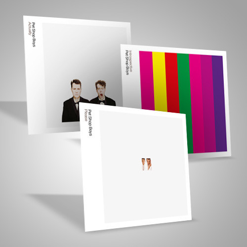 Pet Shop Boys Lp Collection