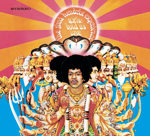 The Jimi Hendrix Experience - Axis: Bold As Love [LP]