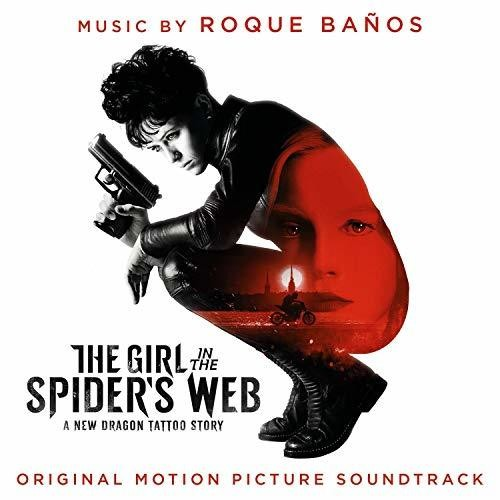 The Girl With The Dragon Tattoo [Movie] - The Girl in the Spider's Web [Import Soundtrack]