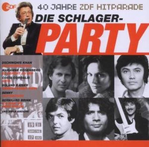 Die Party Hits: Das Beste Aus 40 Jahren Hitparade [Import]