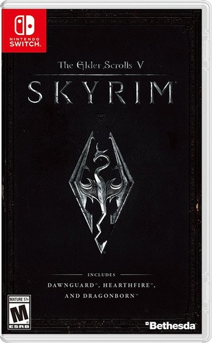 Swi Elder Scrolls V: Skyrim - The Elder Scrolls V: Skyrim for Nintendo Switch