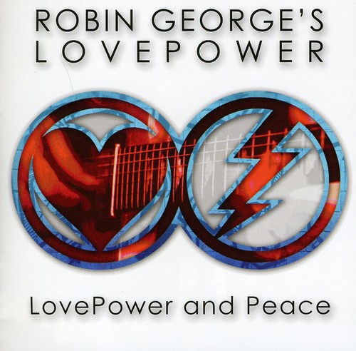 Robin Georges Love Power - Lovepower & Peace [Import]