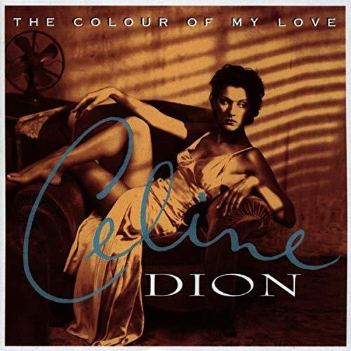 Colour Of My Love [Import]