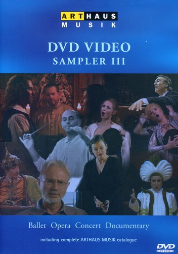 DVD Video Sampler 3