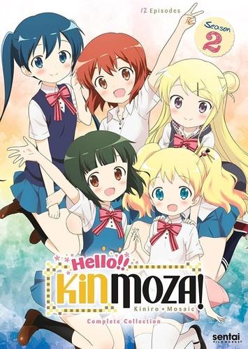 Hello Kinmoza