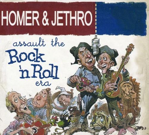 Assault the Rock 'N' Roll Era