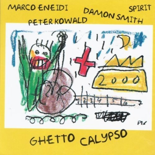 Various Artists - Ghetto Calypso