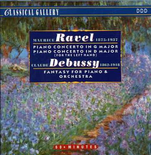 Ravel: Pno Cto in G Major /  Pno Cto in D Major
