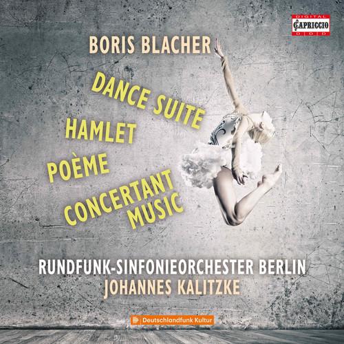 Various Artists - Dance Suite / Hamlet / Poeme