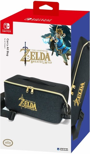 - HORI Carry All Bag - Zelda Edition for Nintendo Switch