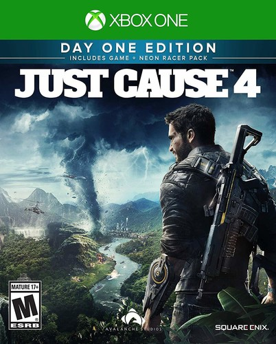 Xb1 Just Cause 4 - Just Cause 4 for Xbox One
