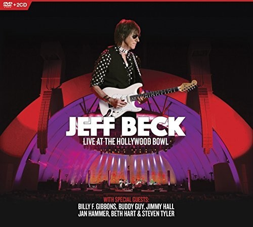 Jeff Beck - Live At The Hollywood Bowl [2CD/DVD]