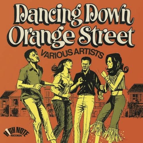 Dancing Down Orange Street Expanded Edition / Var - Dancing Down Orange Street: Expanded Edition / Various
