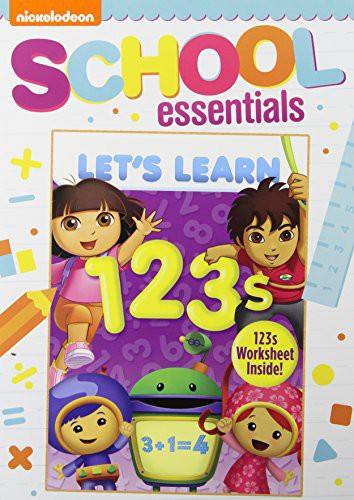 Let's Learn: 1,2,3s