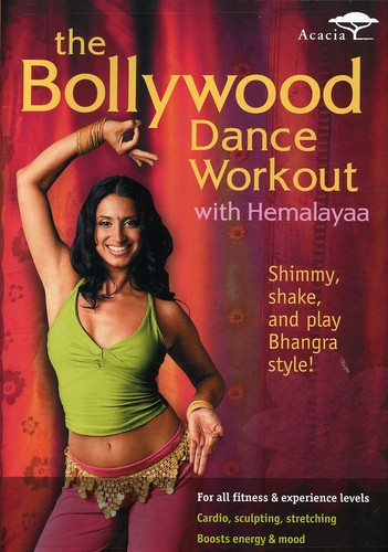 Bollywood Dance Workout With Hemalayaa