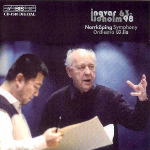 Gunnar Idenstam - Orchestral Works 1963-1998
