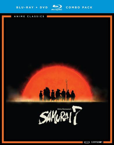 Samurai 7: The Complete Series - Anime Classics