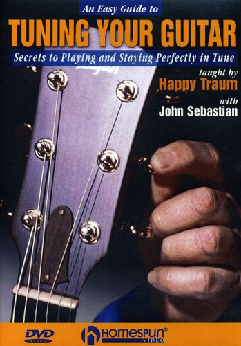 Easy Guide to Tuning Your Guitar: Easy Guide to