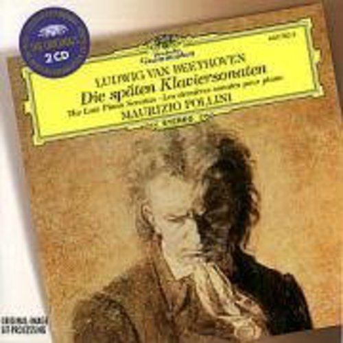 Late Piano Sonatas (28-32)