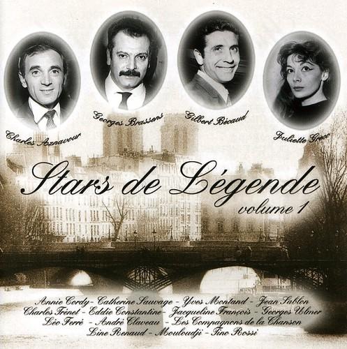 Stars De La Legende - Vol. 1-Stars De La Legende