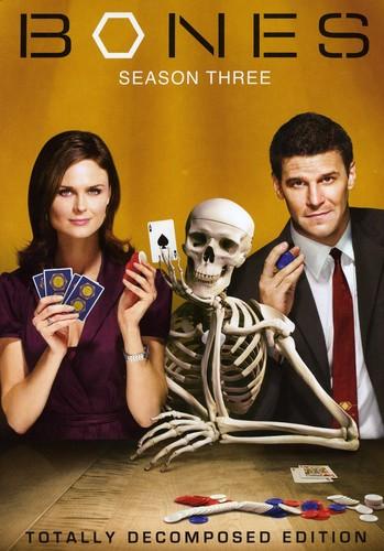 Bones: The Complete Third Season