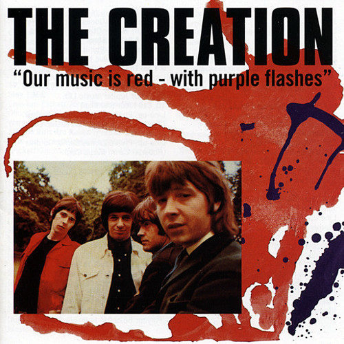 Our Music Is Red with Purple Flashes [Import]