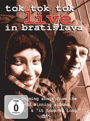 Live in Bratislava
