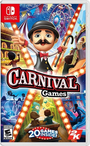- Carnival Games for Nintendo Switch
