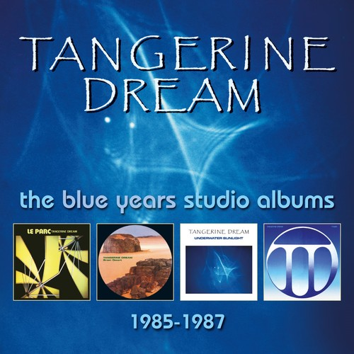 Blue Years Studio Albums 1985-1987 [Import]