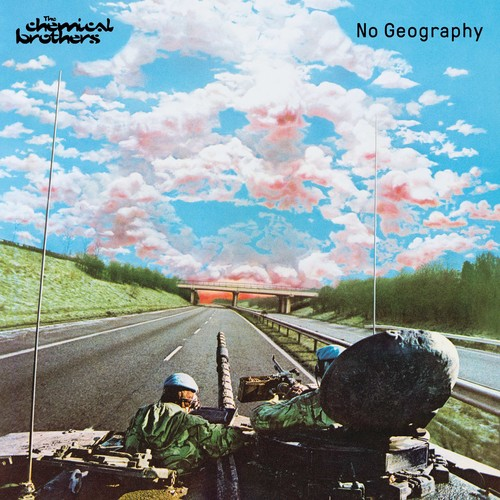 The Chemical Brothers - No Geography [2LP]