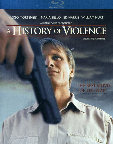 History of Violence (2005) (Steelbook) [Import]