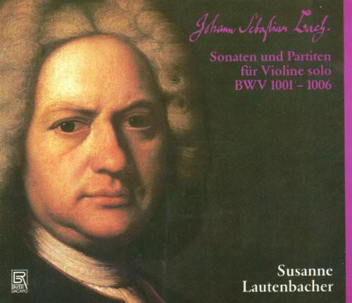 Sonatas & Partitas for Solo