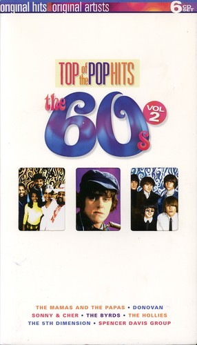 Top of the Pop Hitsthe 60s 2 /  Various