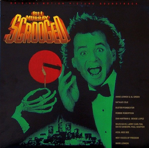 Scrooged (Original Motion Picture Soundtrack)