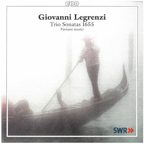 Trio Sonatas 1655