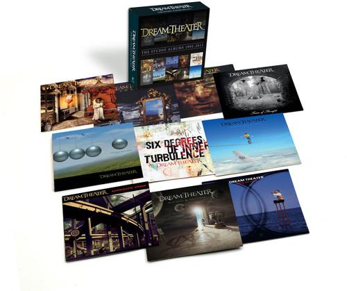 Dream Theater - The Studio Albums 1992-2011 [Box Set]