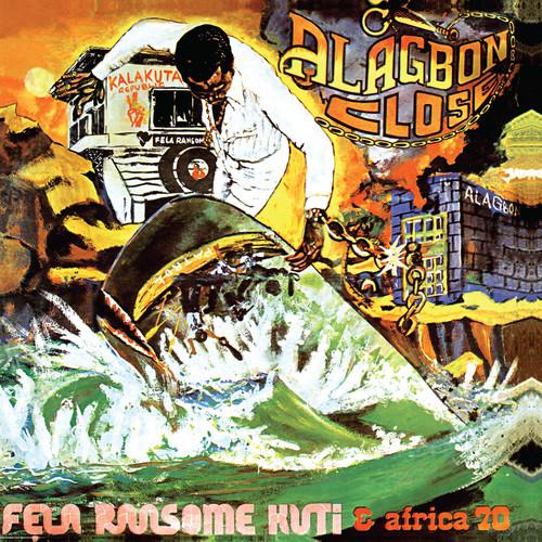 Fela Kuti - Alagbon Close [Download Included]