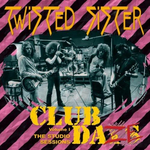 Club Daze 1: Studio Sessions [Import]