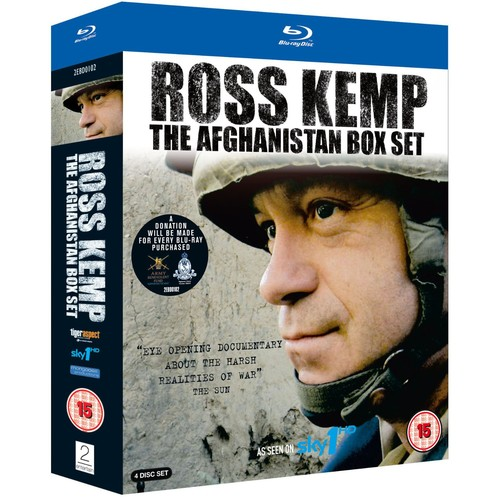 Ross Kemp: Afghanistan Box Set [Import]