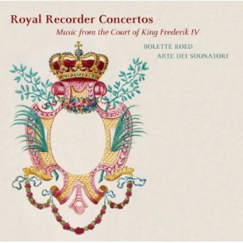 Royal Recorder Concertos