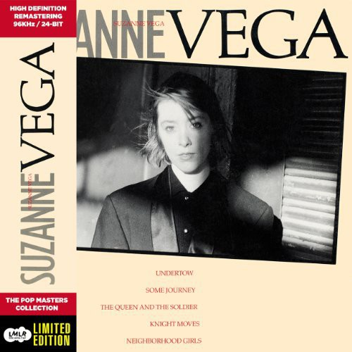 Suzanne Vega - Suzanne Vega (Coll) [Limited Edition] [Remastered] (Mlps)