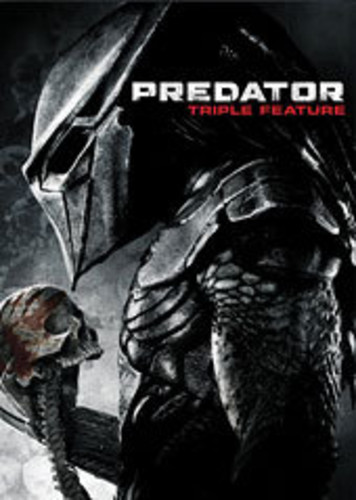 Predator [Movie] - Predator: 3-movie Collection