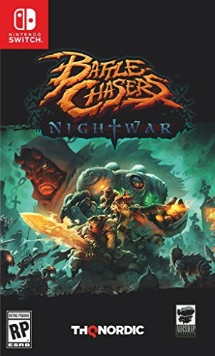- Battle Chasers: Nightwar for Nintendo Switch