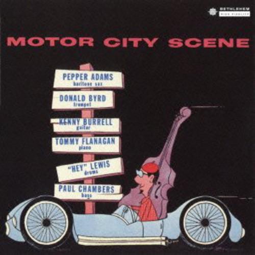 Motor City Scene [Import]
