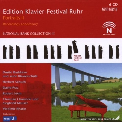 V15: Edition Ruhr Piano Festival