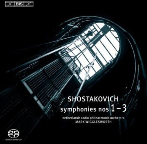 Symphonies No. 1 - 3