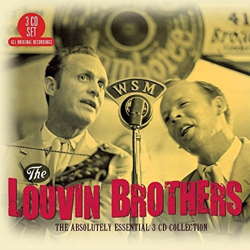 Louvin Brothers - Absolutely Essential (Uk)