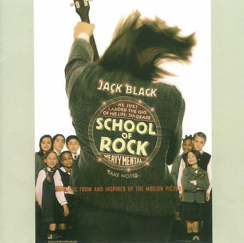 Various Artists - School of Rock (Music From and Inspired by Motion Picture)